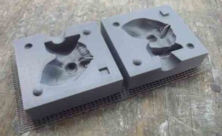 3d print injection mold