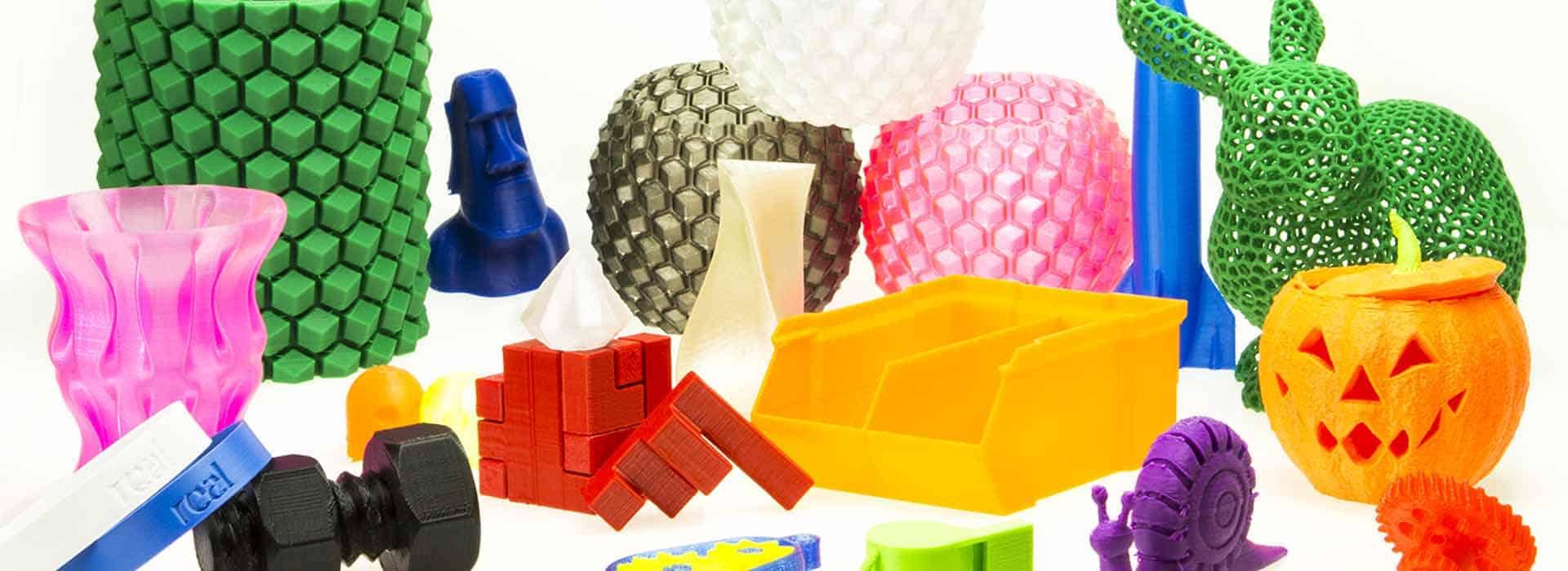 3D Printer Materials Guide
