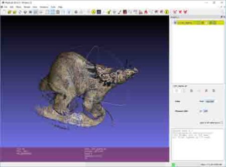 free 3d scanning software