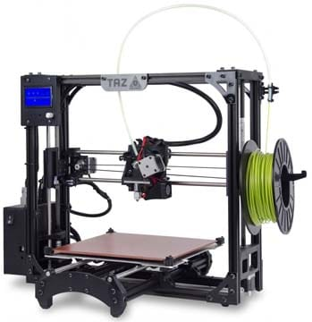 lulzbot taz 5 review