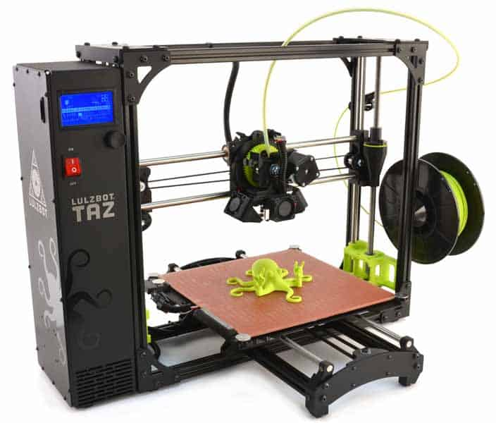 lulzbot taz 6 review