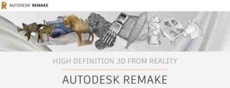 autodesk remake free