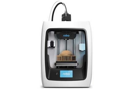 robo 3d printing