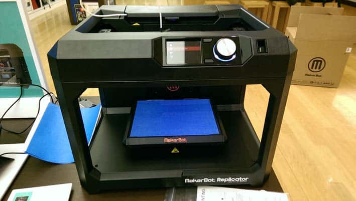5ht generation makerbot replicator