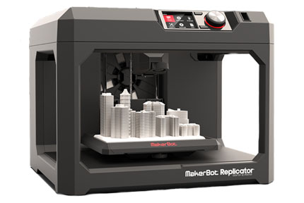 makerbot 3d printer review