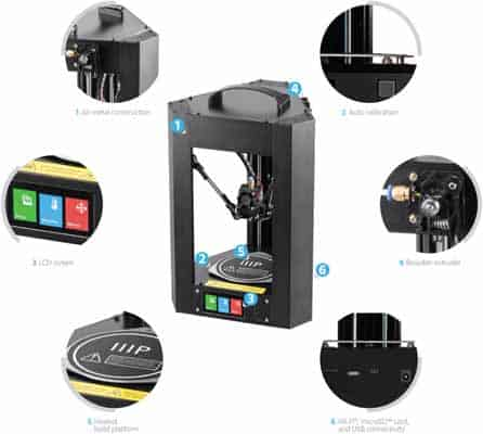 Monoprice Mini Delta Review 2019 Why You Should Not Buy Them