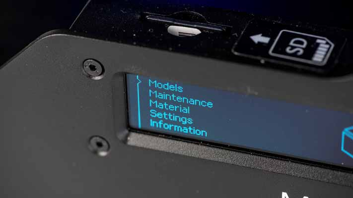 zortrax 3d printer