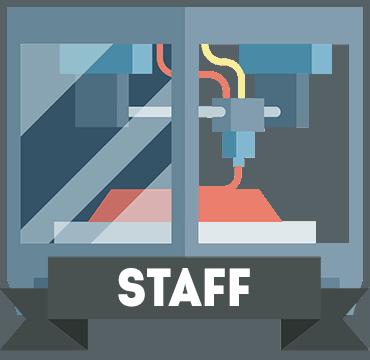 3d beginners staff