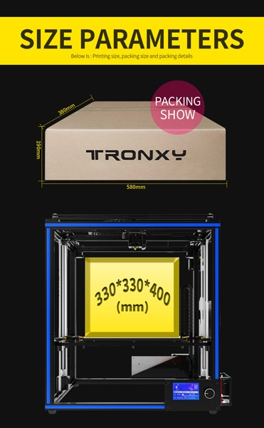 TronXY X5S 3D Printer Review 2019 - Here's Why It SUCKS