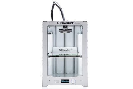Ultimaker 2 Build Volume