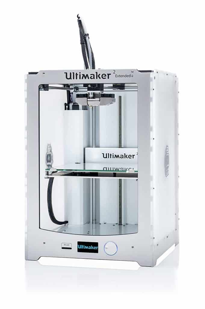 Ultimaker 2 Extended 3d Printer