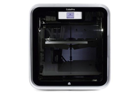 Cube Pro 3d