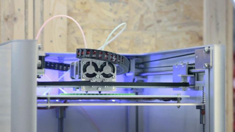 Leapfrog Creator Hs 3d Printer
