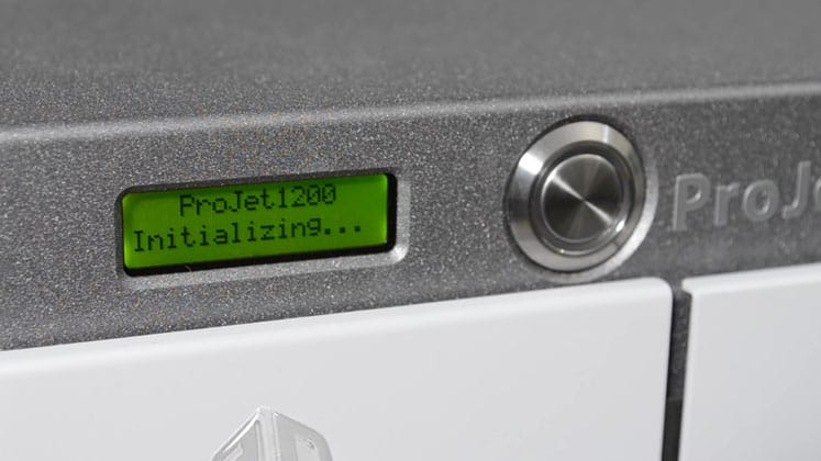 Pro Jet 3d Printer