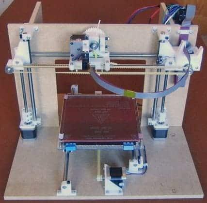 Mendel 90 3d Printer
