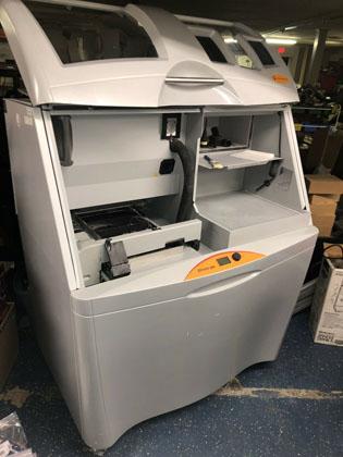 Z Corp 3d Printer