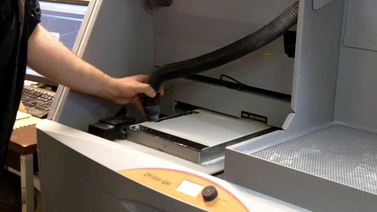 Z Corp Printer